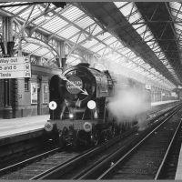 70000 Britannia, Dover Western Docks, Дувр