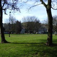 Pencester Gardens in Springtime, Dover, Kent, England, United Kingdom 1, Дувр