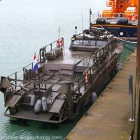 Netherlands 918 Combat Boat 90 Assault Craft Stern View, Dover Harbour, Kent, UK, Дувр