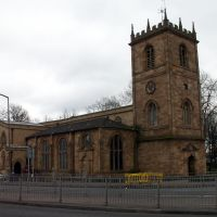 DEWSBURY MINSTER, Dewsbury, West Yorkshire. (See comments box for story)., Дьюсбури