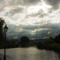 River Exe, Ексетер