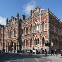 Exeter Royal Albert Museum Building, Ексетер