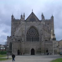 Exeter Cathedral, Ексетер