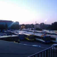 Exeter Bus Station, Ексетер