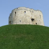 Cliffords Tower York, Йорк