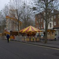 York Parliament Street Xmas Fair, Йорк