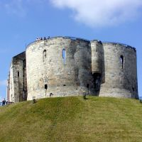 Cliffords Tower - York, Йорк