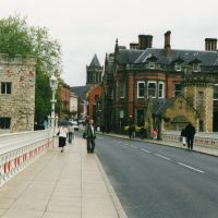 Entrance to York, Йорк