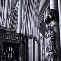 Papa Dont Preach: York Minster, Йорк