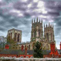 York,York Minster,England, Йорк