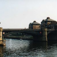 River Ouse & Skeldergate Bridge, York, Йорк