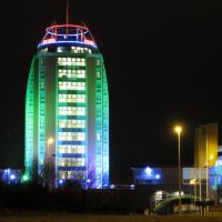 The Ramada by night, Каннок