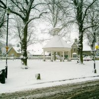 Harrold Buttermarket in the snow, Карлтон