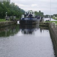 Castleford canal, Кастлфорд