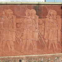 Roman Relief at site of ford., Кастлфорд