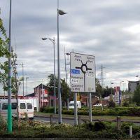Roundabout, Кастлфорд