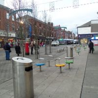 Castleford Town Centre, Кастлфорд