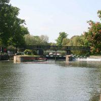 Jesus Green lock, Кембридж