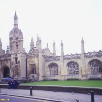 Cambridge - College, Кембридж