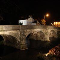 kendal: stramongate bridge, Кендал