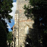 St Martins Church, Кентербери