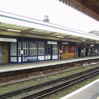 Canterbury East railway station, Кентербери