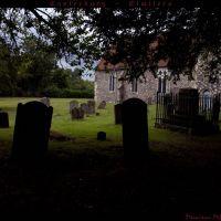Canterbury - Gothic cemetery, Кентербери
