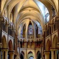 Canterbury cathédrale . Kent . Royaume uni, Кентербери