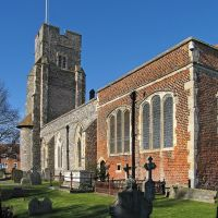 St Dunstans, Canterbury, Кентербери