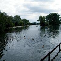 Boating Lake, Кеттеринг