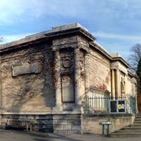 Kettering, Art Gallery & Library, Northamptonshire, UK, Кеттеринг