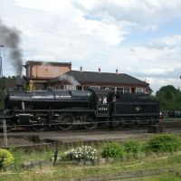 Severn Valley Railway, Киддерминстер