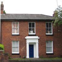 Home of J T Meredith, Architect, Farfield, Kidderminster, Киддерминстер
