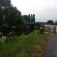 Bridge 18 Worcester Staffordshire Canal, Киддерминстер