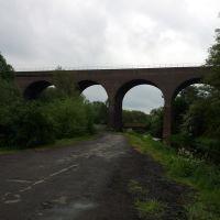 Viaduct Worcester Staffordshire Canal, Киддерминстер