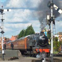 Locomotive Stanier Mogul 42968, Киддерминстер