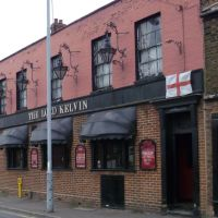 the lord kelvin public house, kings lynn, norfolk. may 2011., Кингс-Линн