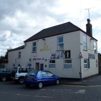 "93. the retreat, public house. many years ago called the ""tilden smith"" kings lynn, norfolk. aug. 2011., Кингс-Линн"