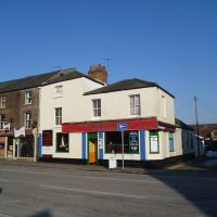 1126. site of the crystal palace public house, railway road, kings lynn, norfolk. feb. 2012., Кингс-Линн