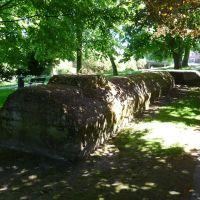 ww2 air raid shelter, kings lynn, norfolk. may 2012., Кингс-Линн