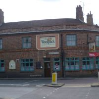the woolpack public house, tennyson avenue, kings lynn, norfolk. june 2012., Кингс-Линн