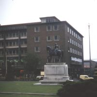 Lady Godiva as she was in 1959, Ковентри
