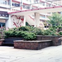 Upper Precinct Coventry 1990s, Ковентри
