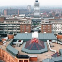Coventry City Centre 1990s, Ковентри