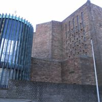 Nova Catedral de Coventry, Ковентри