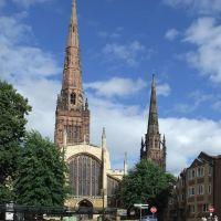 Coventry Spires, Ковентри
