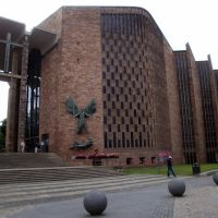 COVENTRY CATHEDRAL, Ковентри