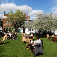 Tea garden, Колчестер