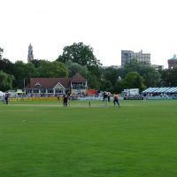 Essex County Cricket Club in the Castle Park, Колчестер