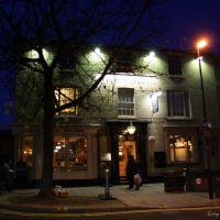 tipical british pub, Колчестер